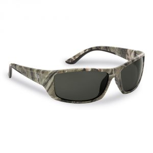 Flying Fisherman Sunglasses Buchanan Camo Smoke