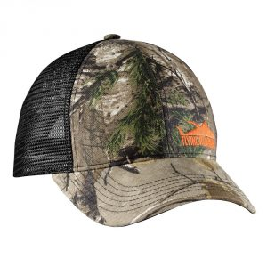 Flying Fisherman Tuna Realtree Camo Trucker Hat