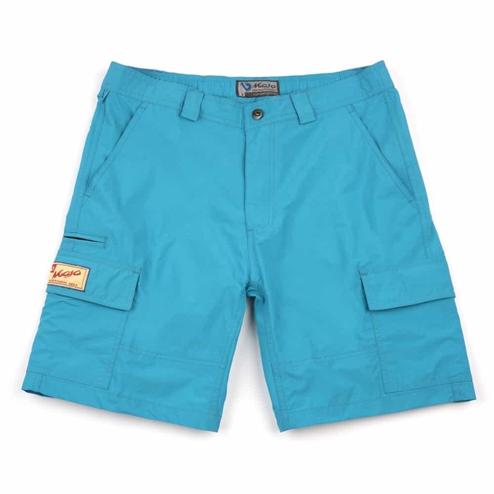 Mojo Stillwater Shorts Aqua