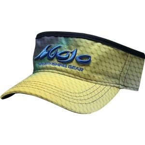 Mojo Sublimated Visor Tuna