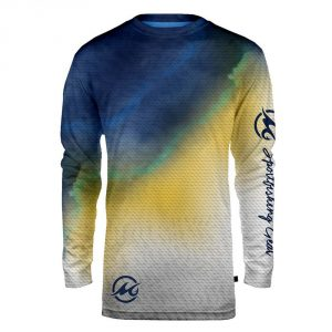 Mojo Sublimated Wireman Tuna Front