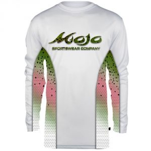 Mojo Vented Wireman Rainbow Trout