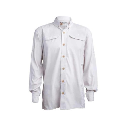 Mojo Mr Big Long Sleeve Shirt Dune Front