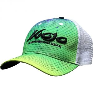 Mojo Sublimated Hat Dolphin