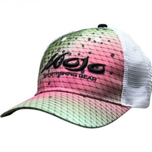 Mojo Sublimated Hat Rainbow Trout