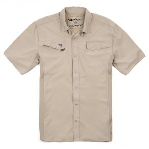 Mojo Mr Cool Short Sleeve Stone