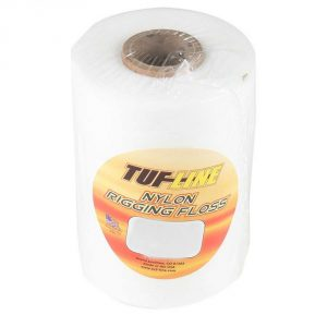 Tufline 30LB Wax Rigging Floss