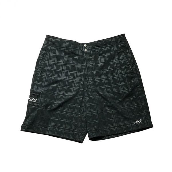 Plaid Tec Board Shorts Octopus Ink